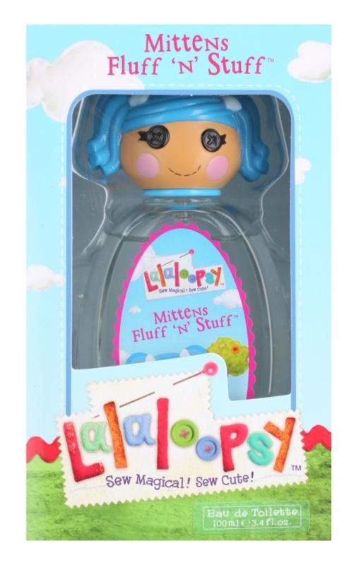 Lalaloopsy Mittens Fluff 'n' Stuff toaletní voda pro děti 100 ml