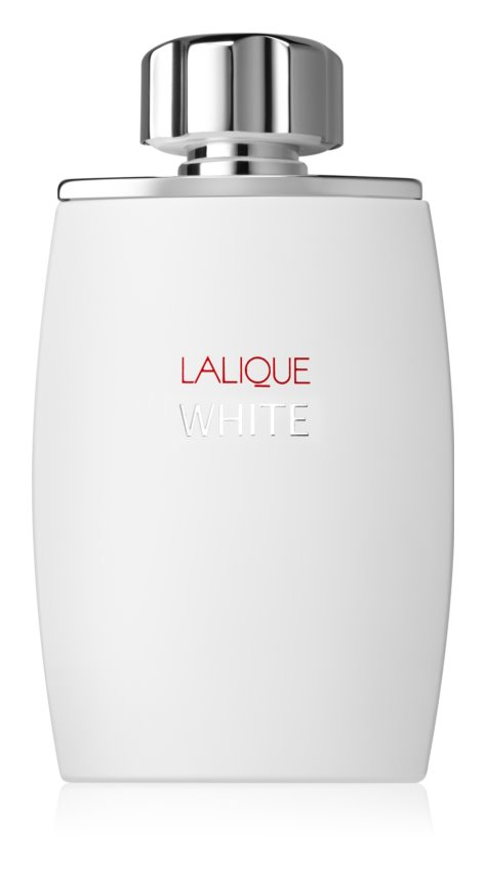 Lalique White eau de toilette pentru bărbați 125 ml