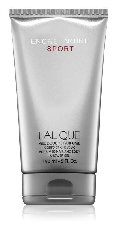 Lalique Encre Noire Sport Shower Gel for Men 150 ml