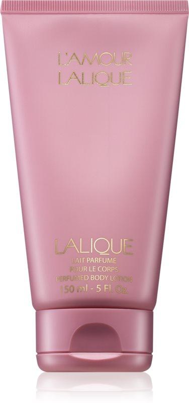 Lalique L'Amour telové mlieko pre ženy 150 ml