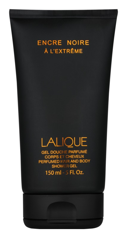 Lalique Encre Noire À L'Extrême żel pod prysznic dla mężczyzn 150 ml