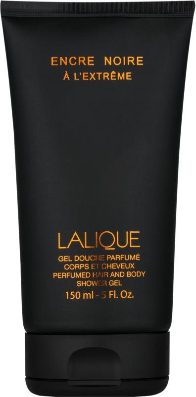 Lalique Encre Noire AL´Extreme gel za prhanje za moške 150 ml