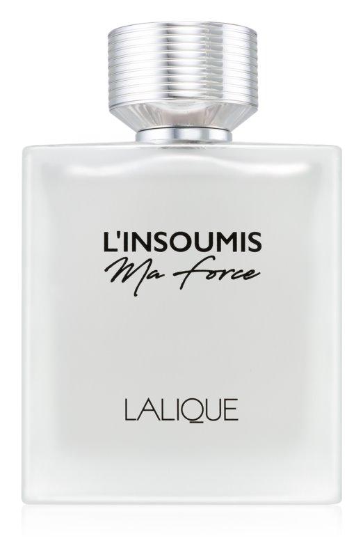 Lalique L'Insoumis Ma Force toaletní voda pro muže 100 ml