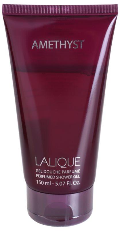 Lalique Amethyst gel douche pour femme 150 ml