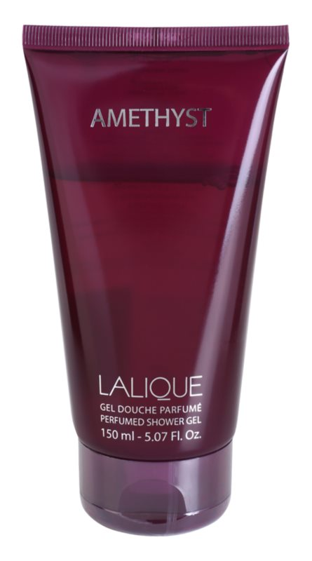 Lalique Amethyst Shower Gel for Women 150 ml