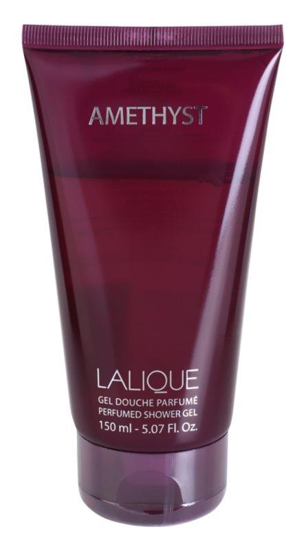 Lalique Amethyst Shower Gel for Women 150 ml