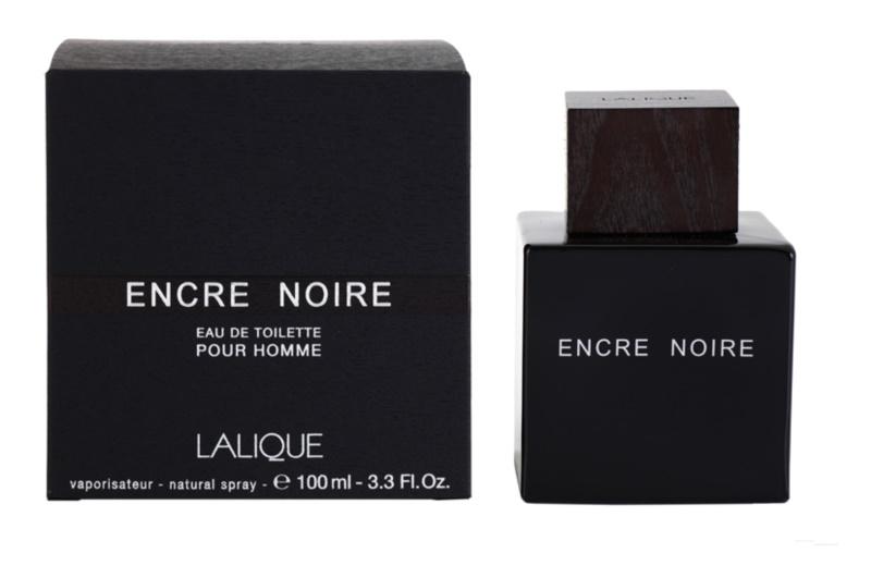 Lalique Encre Noire for Men toaletní voda pro muže 100 ml