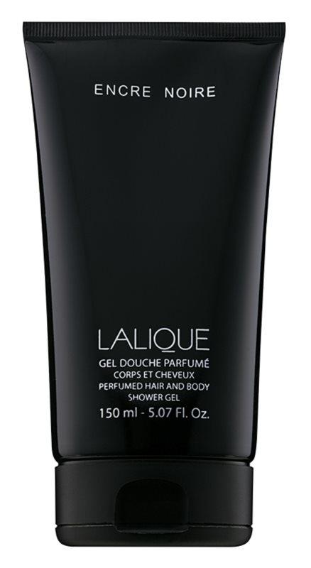 Lalique Encre Noire for Men żel pod prysznic dla mężczyzn 150 ml