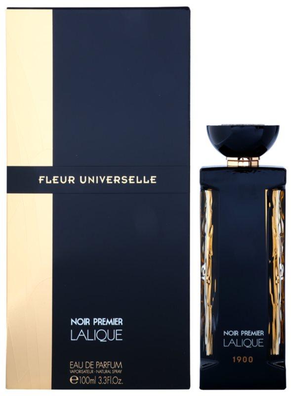 Lalique Fleur Universelle Eau de Parfum unissexo 100 ml