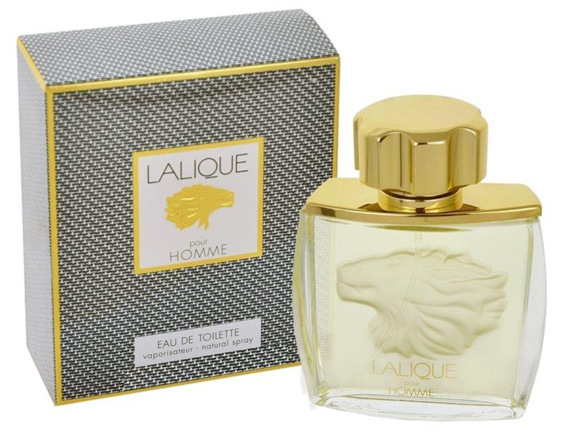 Lalique Pour Homme eau de toilette férfiaknak 125 ml