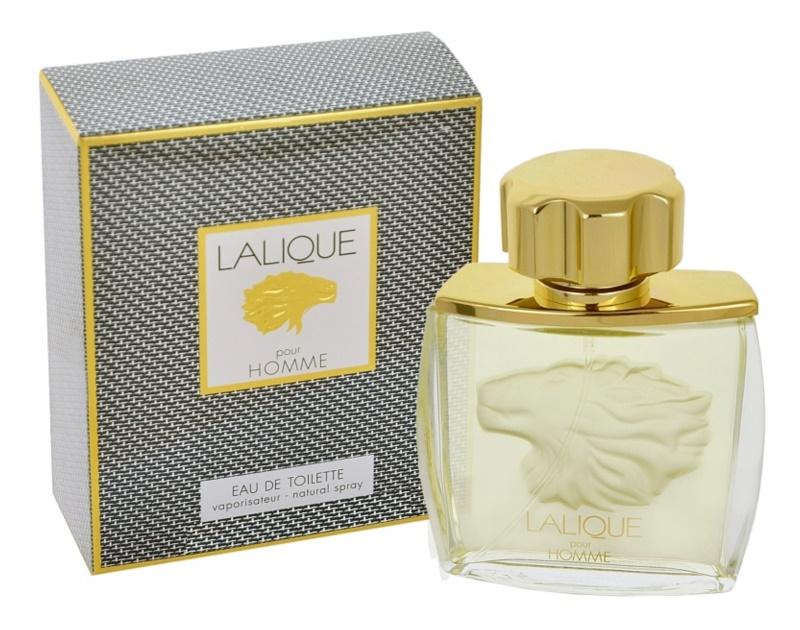 Lalique Pour Homme Eau de Toilette for Men 125 ml