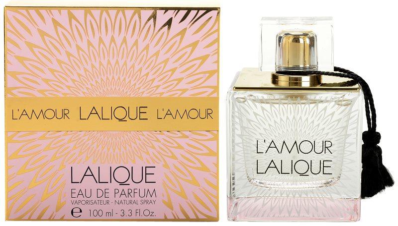 Lalique L'Amour Eau de Parfum for Women 100 ml