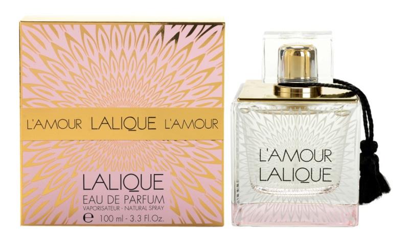 Lalique L'Amour Eau de Parfum für Damen 100 ml