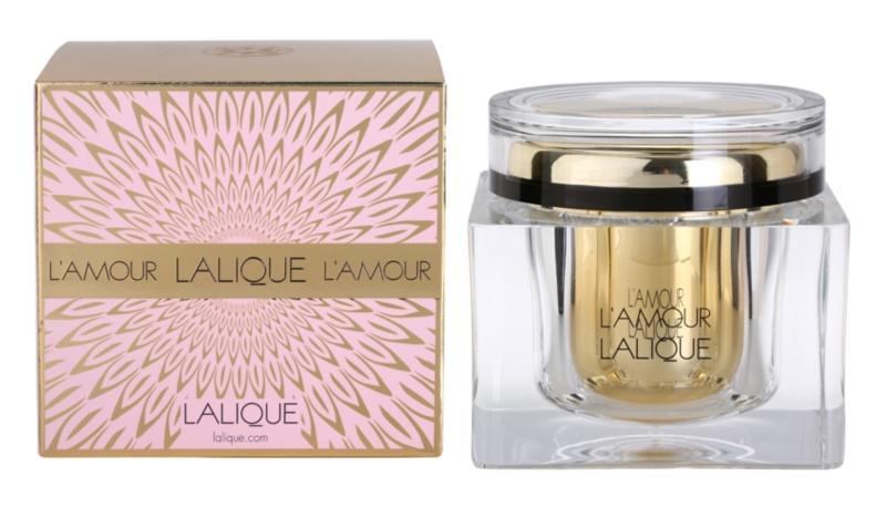 Lalique L'Amour crema corpo per donna 200 ml