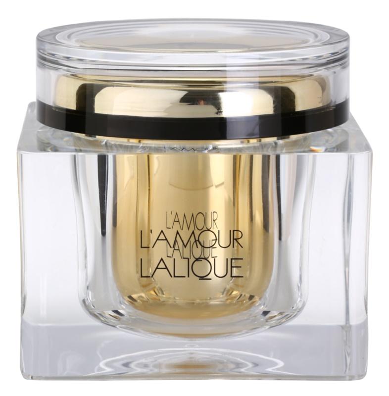 Lalique L'Amour testkrém nőknek 200 ml