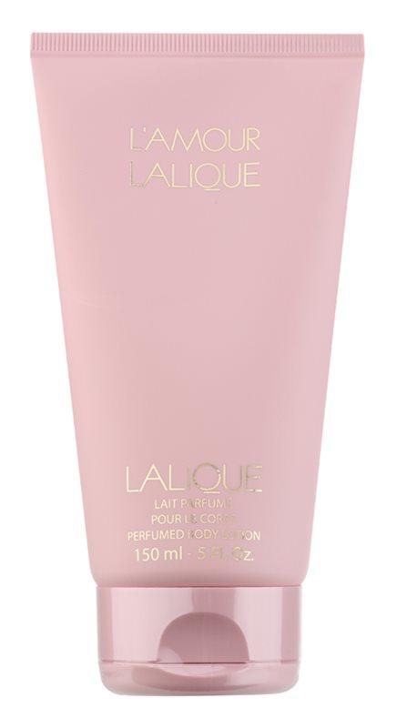 Lalique L´Amour тоалетно мляко за тяло за жени 150 мл.