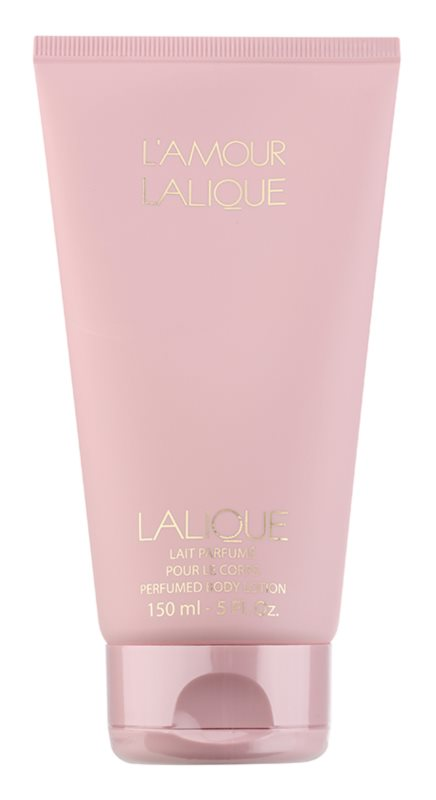 Lalique L'Amour leite corporal para mulheres 150 ml