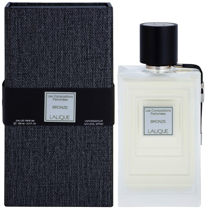 Lalique Bronze Parfumovaná voda unisex 100 ml