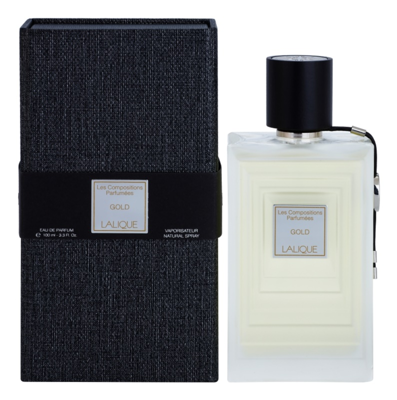Lalique Gold eau de parfum mixte 100 ml