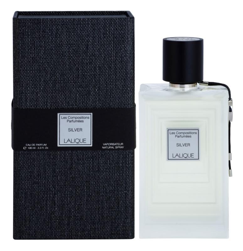 Lalique Silver parfemska voda uniseks 100 ml