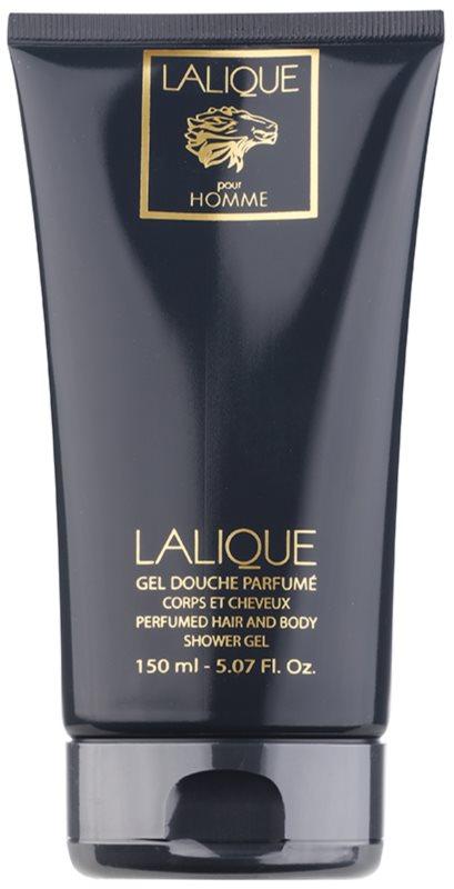 Lalique Pour Homme Lion żel pod prysznic dla mężczyzn 150 ml