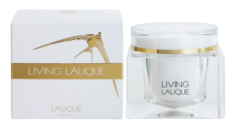 Lalique Living Lalique krem do ciała dla kobiet 200 ml