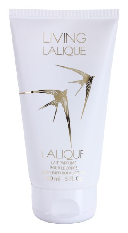 Lalique Living Lalique testápoló tej nőknek 150 ml