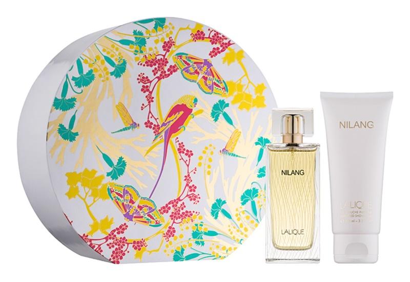 Lalique Nilang set cadou II.