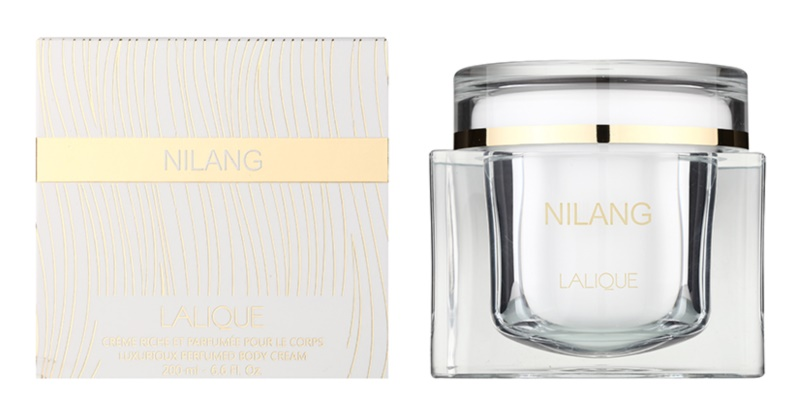 Lalique Nilang Bodycrème voor Vrouwen  200 ml