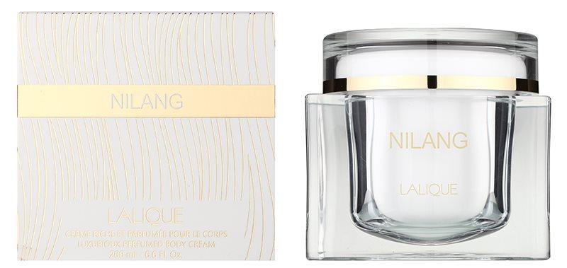 Lalique Nilang crema de corp pentru femei 200 ml