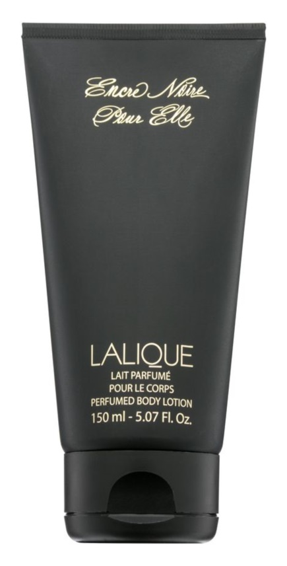 Lalique Encre Noire Pour Elle Körperlotion für Damen 150 ml