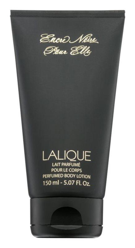 Lalique Encre Noire Pour Elle testápoló tej nőknek 150 ml