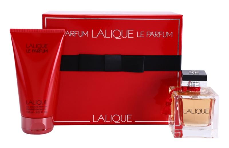 Lalique Le Parfum zestaw upominkowy I.