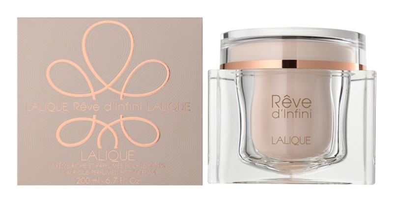 Lalique Reve d´Infini crema de corp pentru femei 200 ml