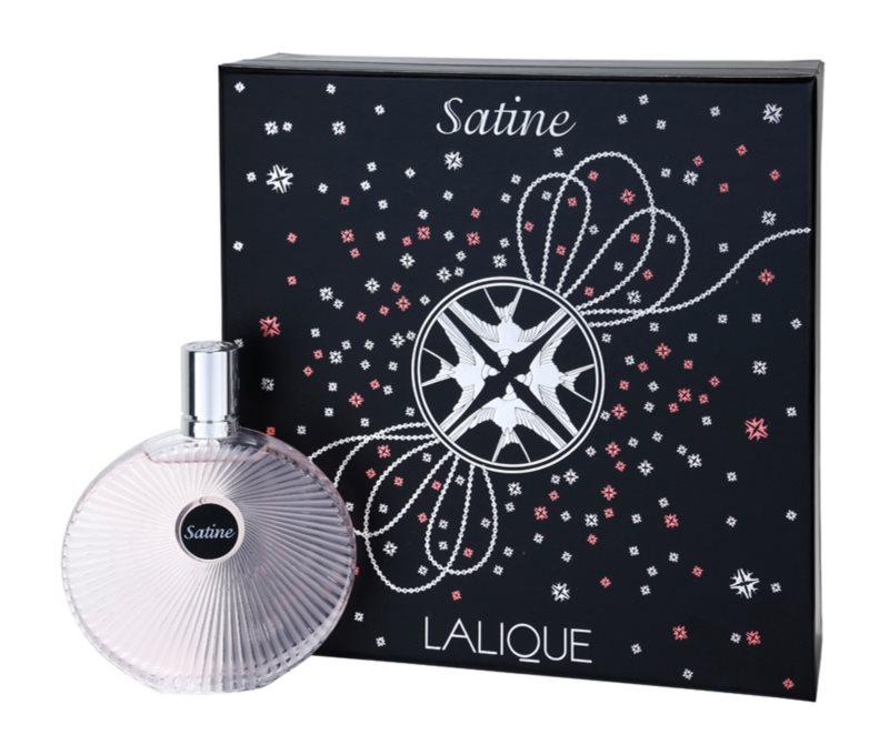 Lalique Satine coffret cadeau I.