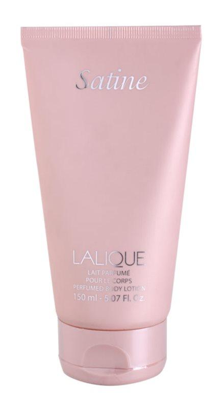Lalique Satine Körperlotion Damen 150 ml