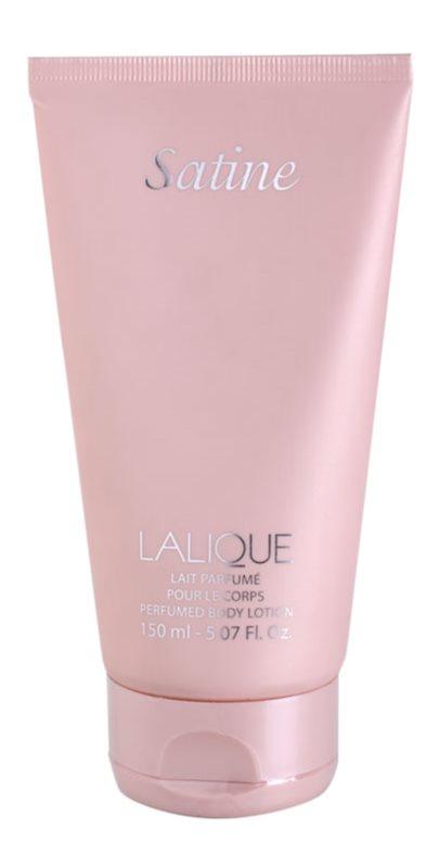 Lalique Satine telové mlieko pre ženy 150 ml
