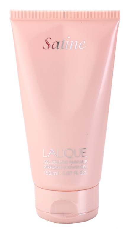 Lalique Satine Shower Gel for Women 150 ml