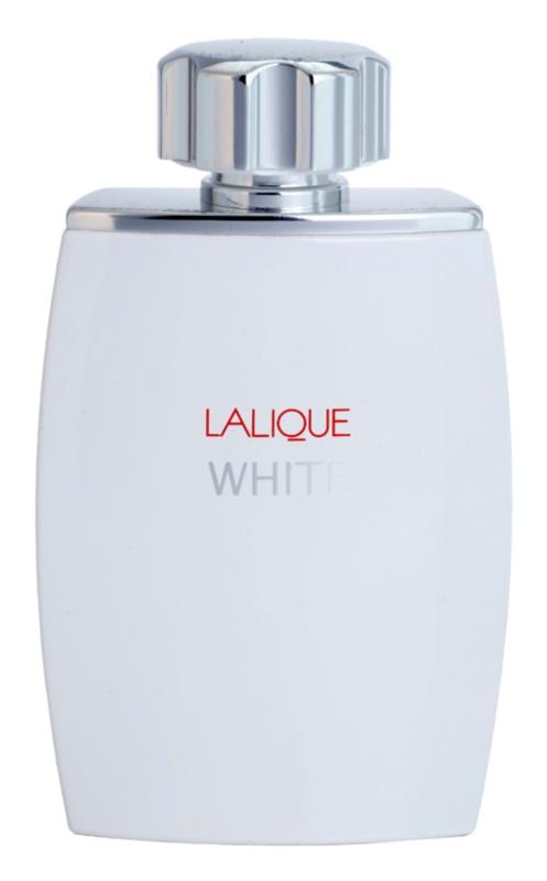 Lalique White eau de toilette per uomo 125 ml