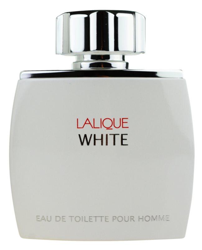 Lalique White eau de toilette teszter férfiaknak 75 ml