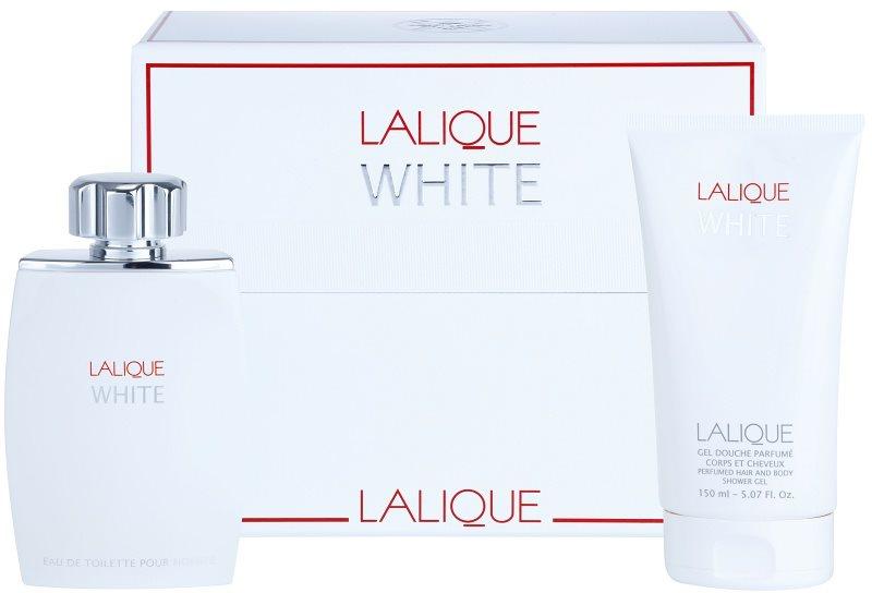 Lalique White darčeková sada III.