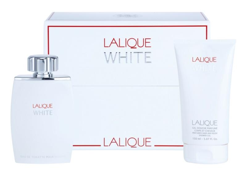 Lalique White dárková sada III.