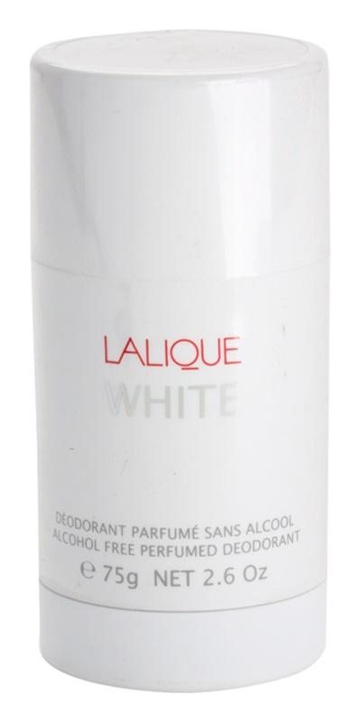 Lalique White dezodorant w sztyfcie dla mężczyzn 75 ml