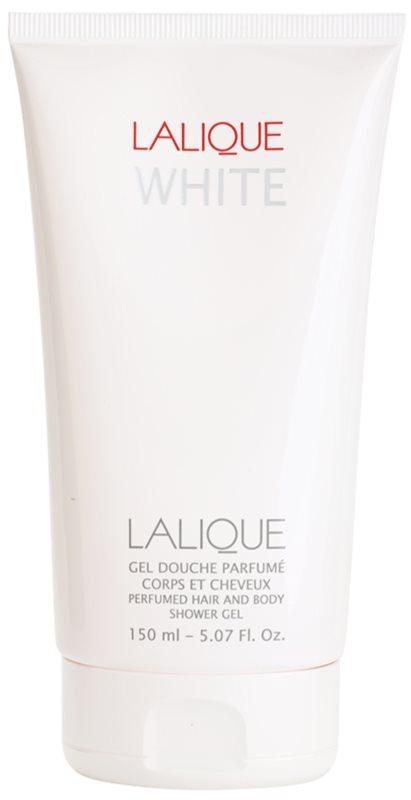 Lalique White gel douche pour homme 150 ml