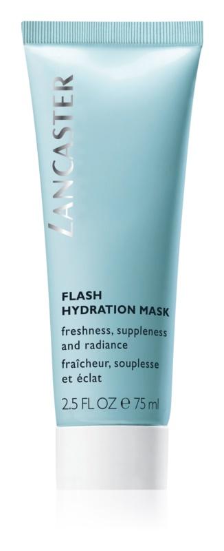 Lancaster Cleansers & Masks hydratační pleťová maska