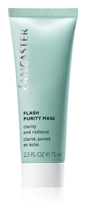 Lancaster Cleansers & Masks čistiaca a rozjasňujúca pleťová maska