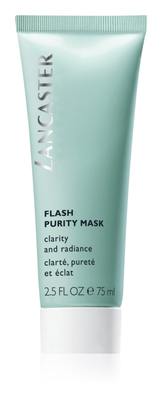 Lancaster Cleansers & Masks oczyszczająca i rozjaśniająca maseczka do twarzy