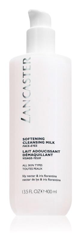 Lancaster Cleansers & Masks zjemňujúce čistiace mlieko