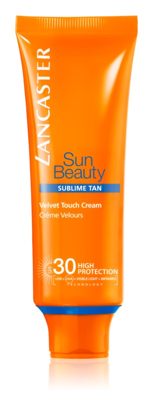 Lancaster Sun Beauty Face Sun Cream  SPF30
