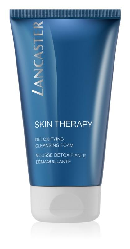 Lancaster Skin Therapy Oxygenate mousse nettoyante détoxifiante
